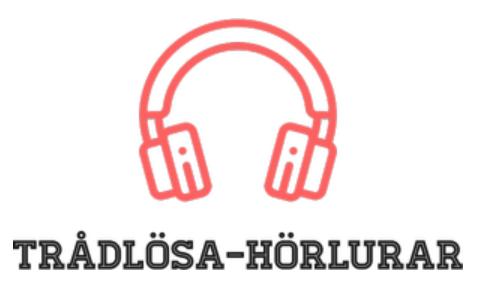 Trådlösa-Hörlurar